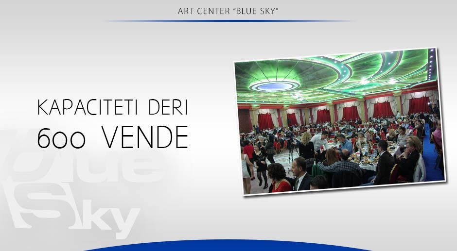 Art Center Blue Sky
