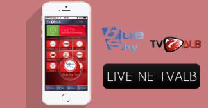 TV Blue Sky app